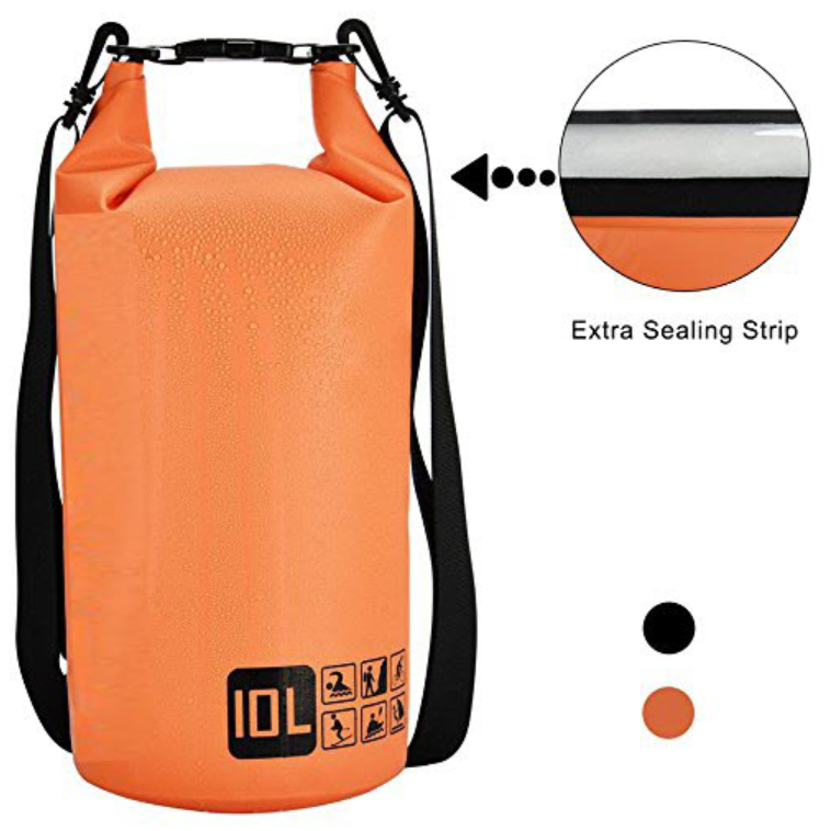 YYDBM-10L Double-Sealed Dry Bag