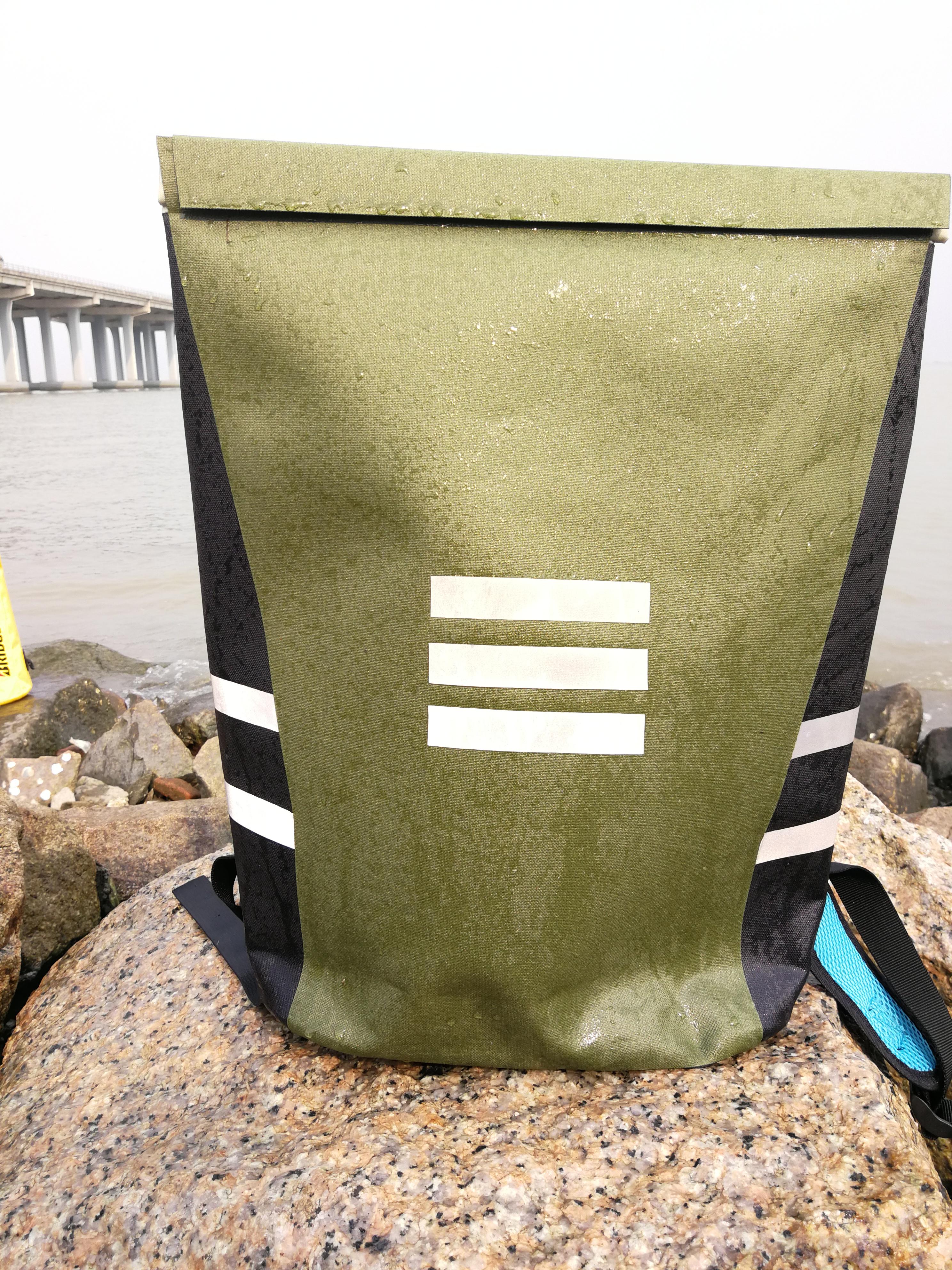 WPTPU-18L TPU Waterproof Urban Daypack